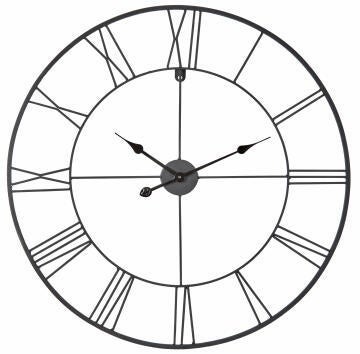 CLOCK FORGE 80CM
