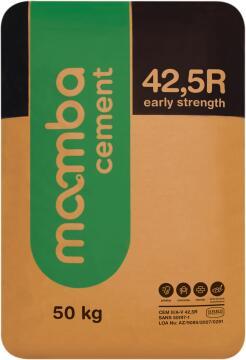 Cement 42.5R 50KG MAMBA