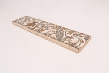 Listello Ceramic Fleur Warm 6x25cm