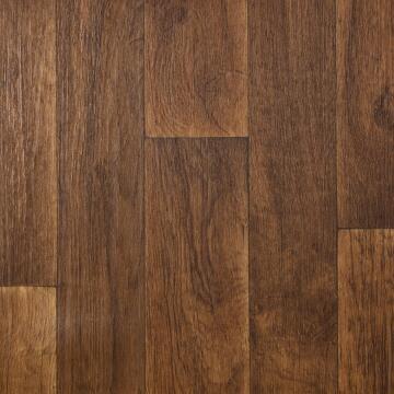 Cushion Vinyl Sheeting Rustic Oak NOVILON SELECT (2m Width)