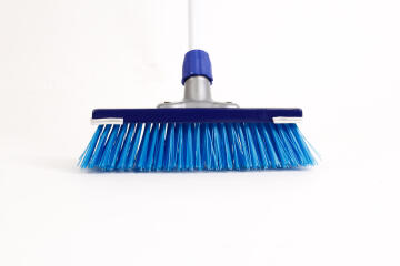 300MM BROOM HEAVY DUTY HANDLE AND STAY
