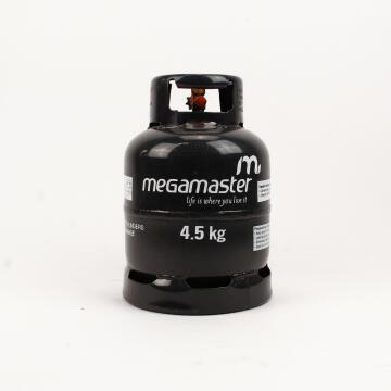 Cylinder Gas 4.5Kg Megamaster