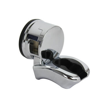 Wall bracket lock with suction chrome SENSEA