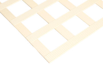 LATTICE REEDED SQ 1800X900 S/CRM