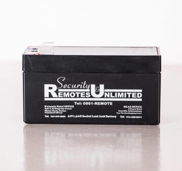 Battery sealed lead acid 12V - 1.3AH