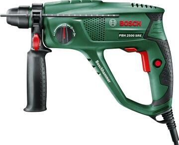 Rotary hammer BOSCH PBH 2500 SRE 600W