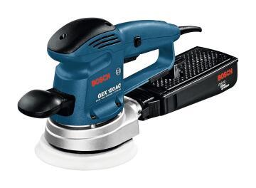 Eccentric sander BOSCH GEX 150 AC Professional 340W 150mm