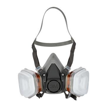 Mask 3M Low Maintenance 6200