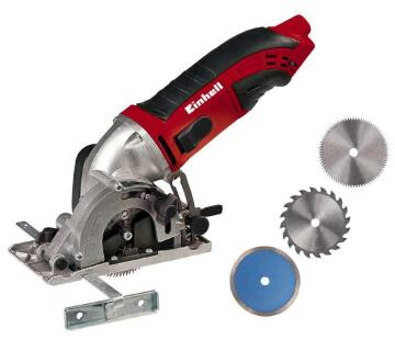 Mini circular saw EINHELL TC-CS 860KIT 450W