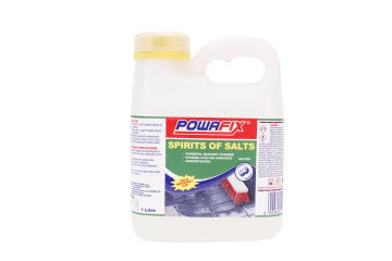POWAFIX SPIRIT OF SALTS 1L