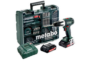 DRILL METABO SB 18 LT WITH BATTERY
