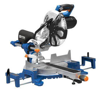 Sliding mitre saw DEXTER POWER 255mm 2000W