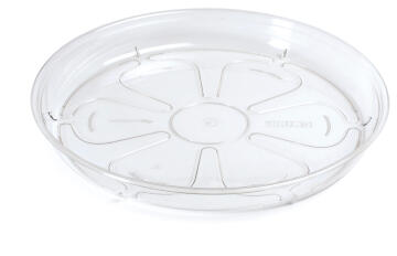 Saucer Coubi Transparent 14Cm Cs99G