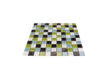 Mosaic Glass Atlantic Mix 300X300