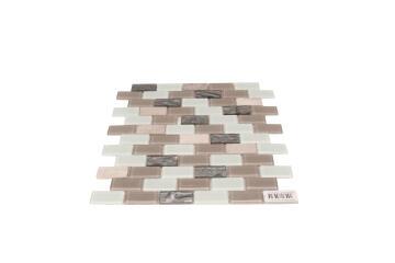Mosaic Glass & Brick Capulet 325X300