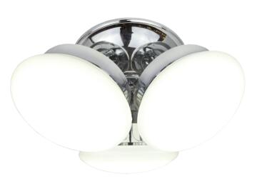 CEILING LAMP LED 3X8W 3000LM METAL+PLAST