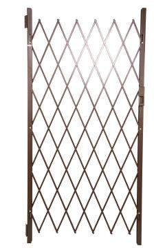 Security gate saftidoor ref a bronze Xpanda