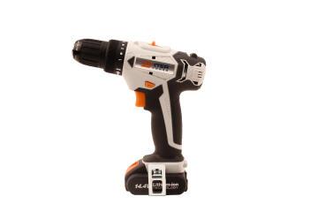 Cordless drill DEXTER POWER 14.4V 2 bat Li 1.5 Ah