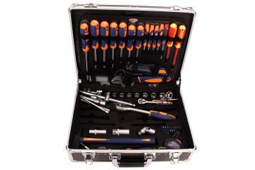 Tool set DEXTER 130 pieces
