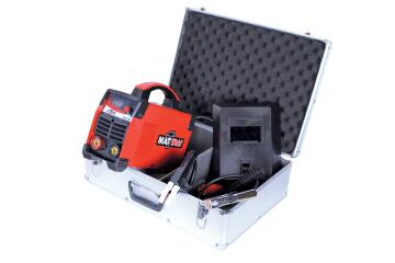 Welder inverter MATWELD 9005P 200A full kit in alu case