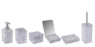 Cotton box Terrazo SENSEA white