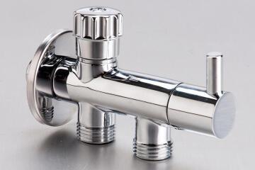 Angle valve ISM two way