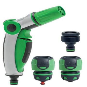 Spray Kit Metal L 2 Hose Con & Tap Adaptor