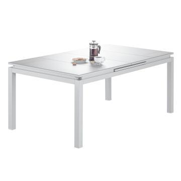 NATERIAL ODYS.TABLE AL. L.GREY 180/240
