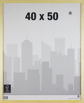 1PR FRAME WOOD 40X50 1ST PRICE