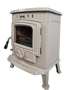 Fireplace MEGAMASTER velino cast iron