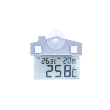 Thermometer Maxmin Out Digital