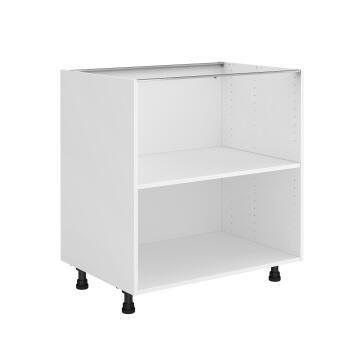 Kitchen cabinet Delinia bottom white 58cmx80cmx76.8cm