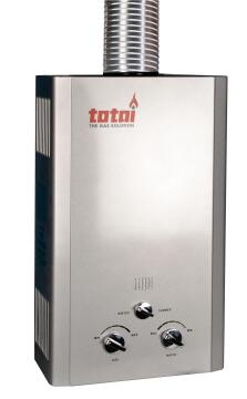 Gas geyser TOTAI 10l