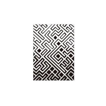 RUG POLY TUFTED LABYRINTH 120X170CM