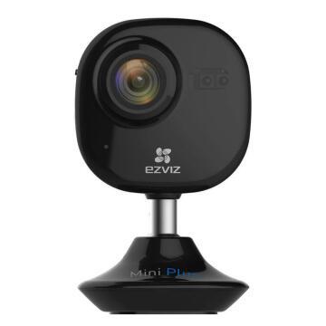 Camera IP indoor EZVIZ Mini plus black 1080p full HD