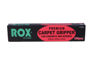 CARPET TACK STRIP 1200MM X 25 X 6.5MM