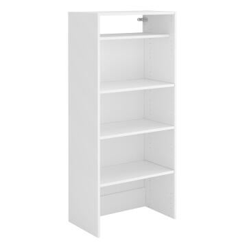 Kitchen cabinet Delinia breakfast white 35cmx60cmx133.8cm
