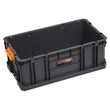 Box DEXTER PRO Qbrick system 2 stackable 200