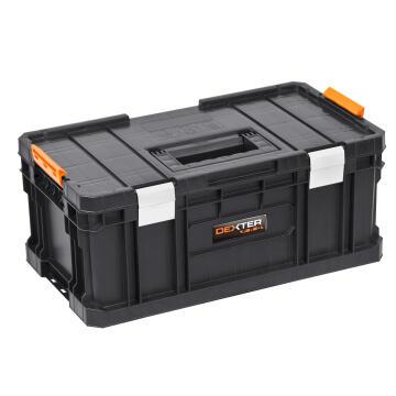 Toolbox DEXTER PRO Qbrick system 2 stackable