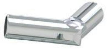 Balustrade Accessory Angle Joiner for Stainless Steel Tubes 12.7mm diameter