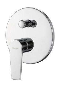 Bath/shower Divert mixer SAPPHIR Sapphire