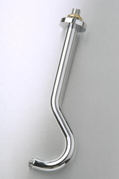 Shower arm 24mm d x 300mm length
