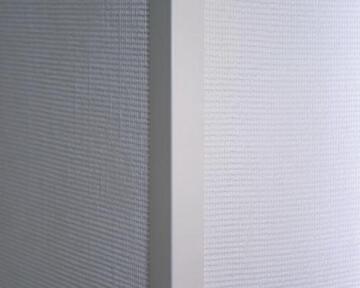 Angle PVC White-25x25x2750mm
