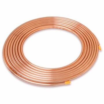COPPER PANCAKE COIL SOFT DRAWN 15.24METER