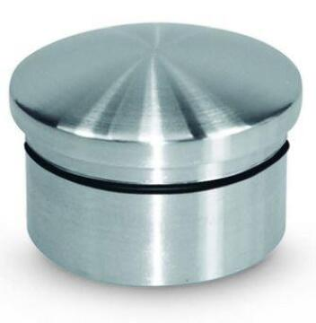 Balustrade Accessory Pack End Caps for Stainless Steel Tubes