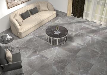 Floor Tile Porcelain Museum Grey 60x60cm (1.44m2)