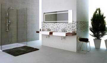 Floor Tile Porcelain Uptown Perla 60x60cm (1.44m2)