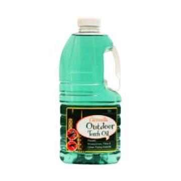 Citronella 1.5Lt Torch Oil - Green