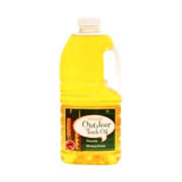 Citronella 1.5Lt Torch Oil - Yellow
