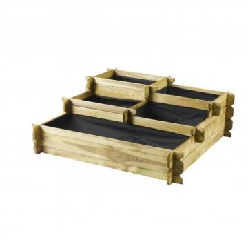 Raised bed puzzle Angelic 1000mm x 1000mm x 400mm